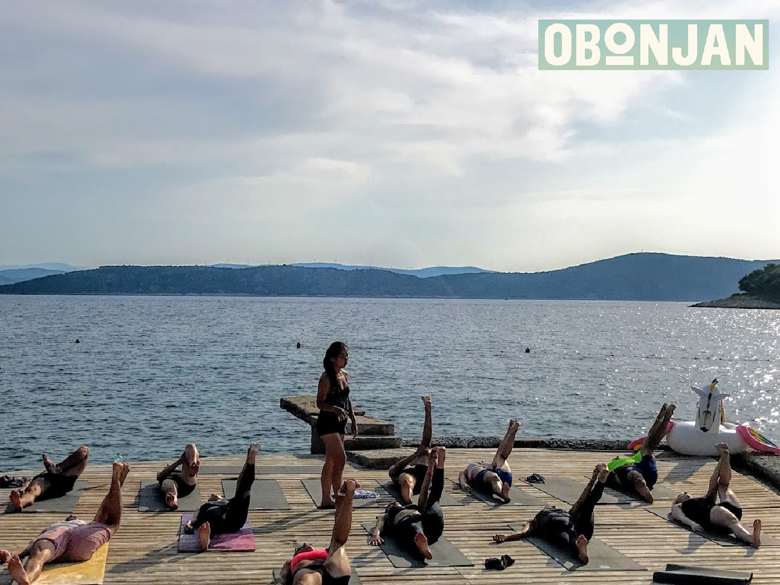 Yoga ObonjanSunriseDeck2