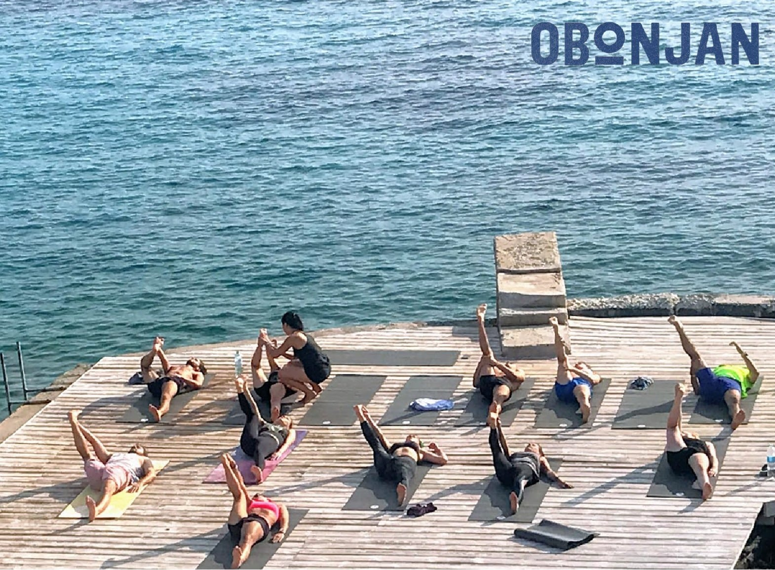 Yoga ObonjanSunriseDeckb