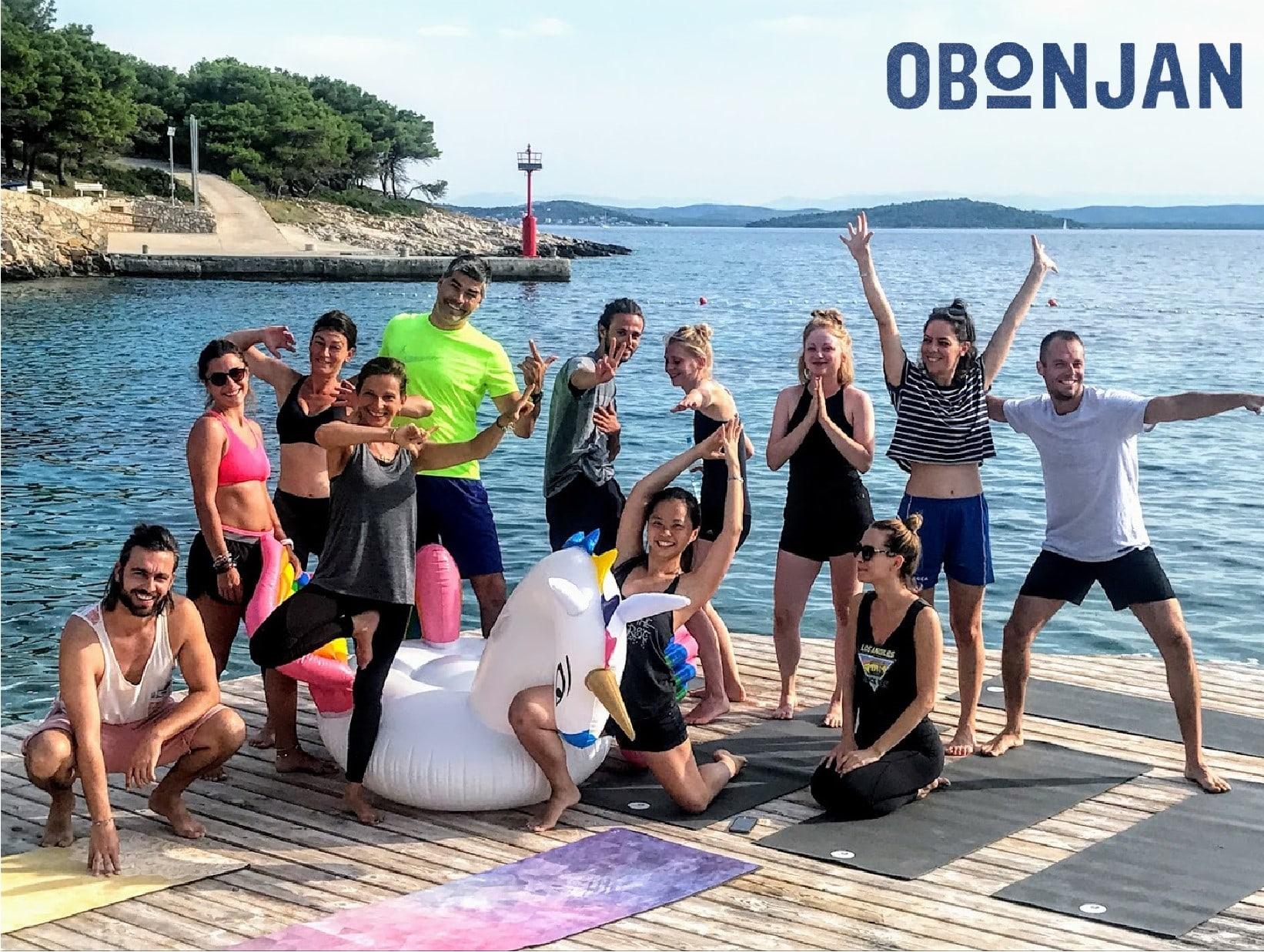 Yoga ObonjanUnicornclass 1